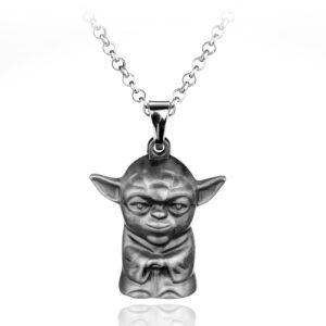 Silver Yoda