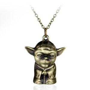 Gold Yoda